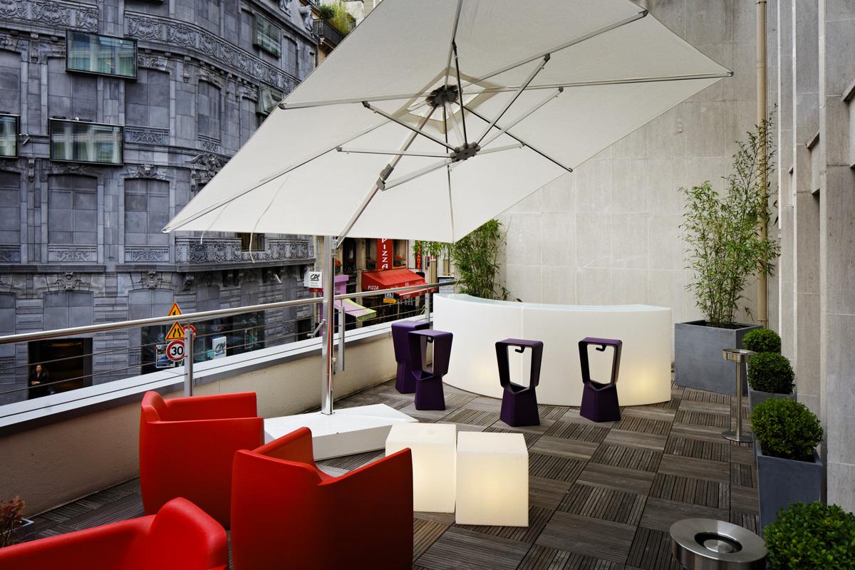 Rooftop - Terrasse POP - Paris - Toi Toi Mon Toit